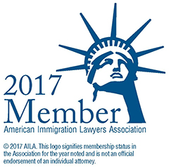 2017 member American Immigration Lawyers Association